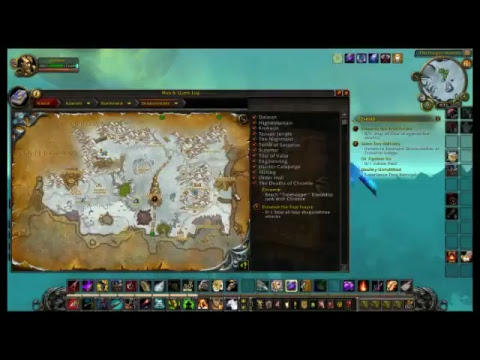 world of warcraft Road to max hunter!