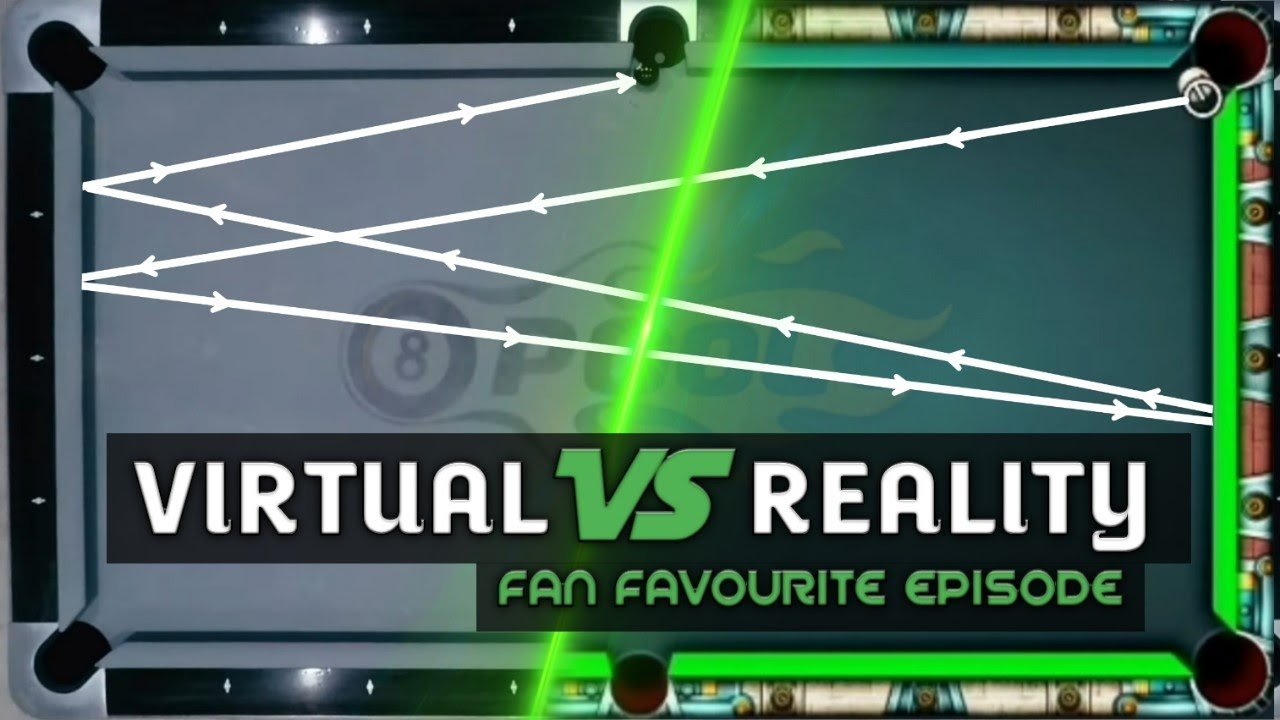 VIRTUAL VS REAL - FAN Favorite - #Short