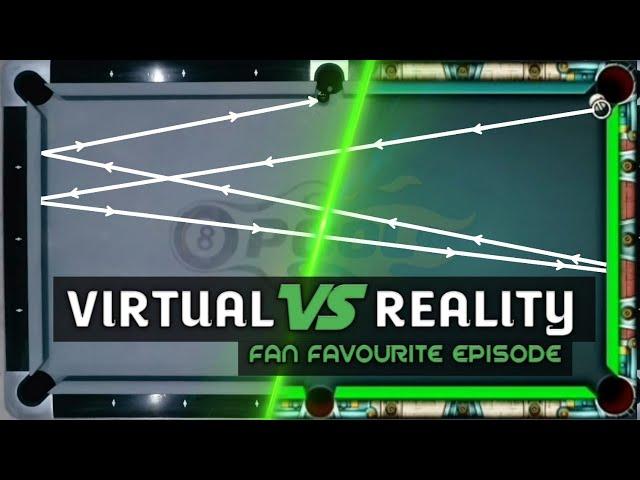 VIRTUAL VS REAL - FAN Favorite - #Short