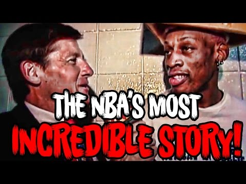 How Craig Sager Saved Dennis Rodman From Killing Himself!