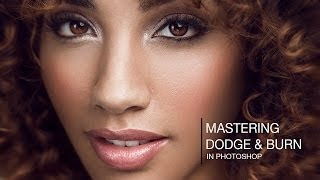 Mastering Dodging and Burning with 4 Techniques (Photoshop Tutorial) thumbnail