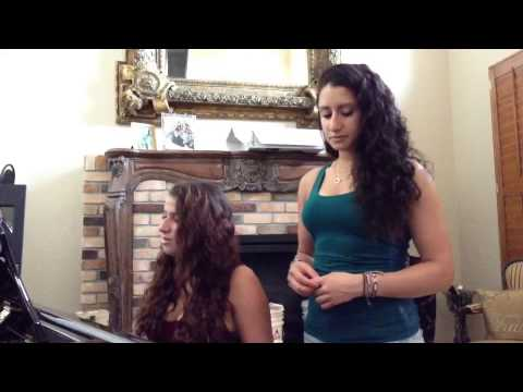 """Gina Taylor and Julia Leigh singing """"Stay with Me"""" by Sam Simon"""