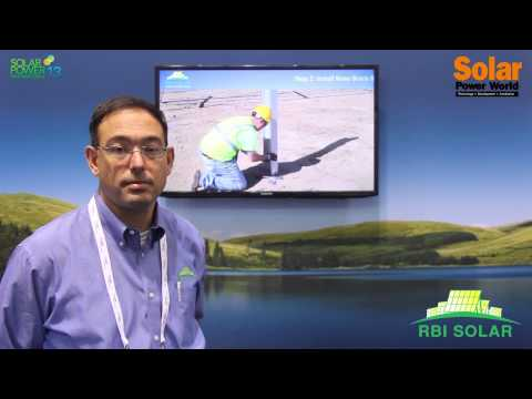 Solar Power International 2013 – RBI Solar