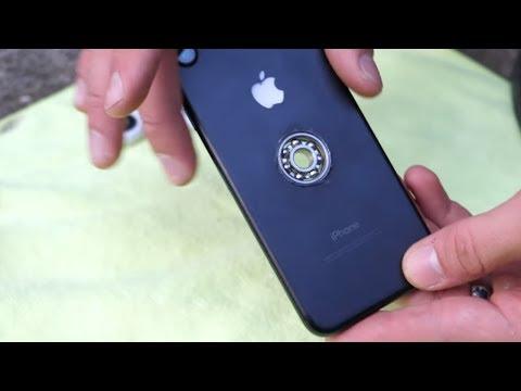 СПИННЕР ИЗ АЙФОНА / iPhone Fidget Spinner