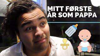 """Sebastian Solberg - 1 år som pappa - """"Jeg hater når folk skal gi meg tips, så her er mine tips."""""""