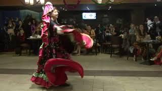 Бедуинка  Цыганский танец « Прихая Пэ»   TV shans