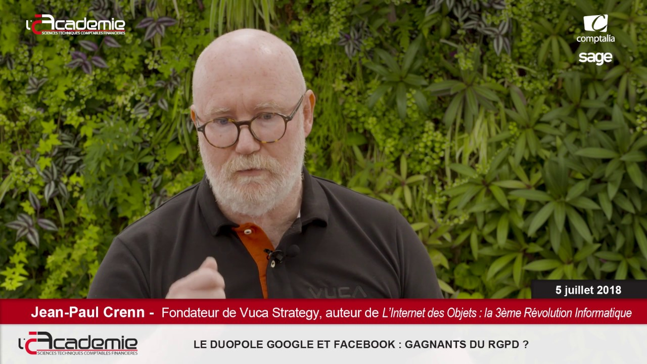 Les Entretiens de l'Académie : Jean-Paul Creen