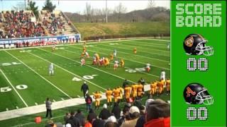 (2009 State Championship) J.I. Burton vs. Altavista (Part 1 of 2)