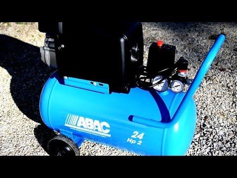 Business & Industrial Kompressor Abac Pole Position L20-24 L Other Air Compressors