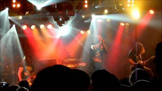 Soilwork - Let This River Flow - Live at Metaltown 2011, pt 1 HD