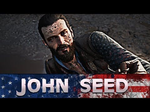 Far Cry 5 - The Story of John Seed // All Scenes