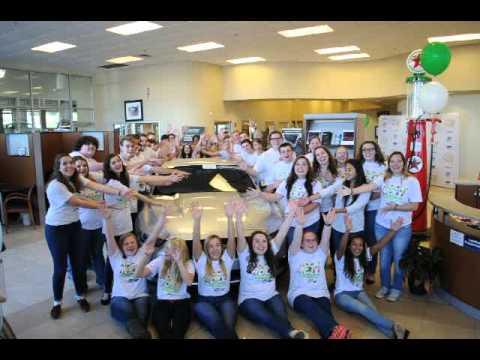 Greeneville High School Chorus - Gateway Ford Commercial #2