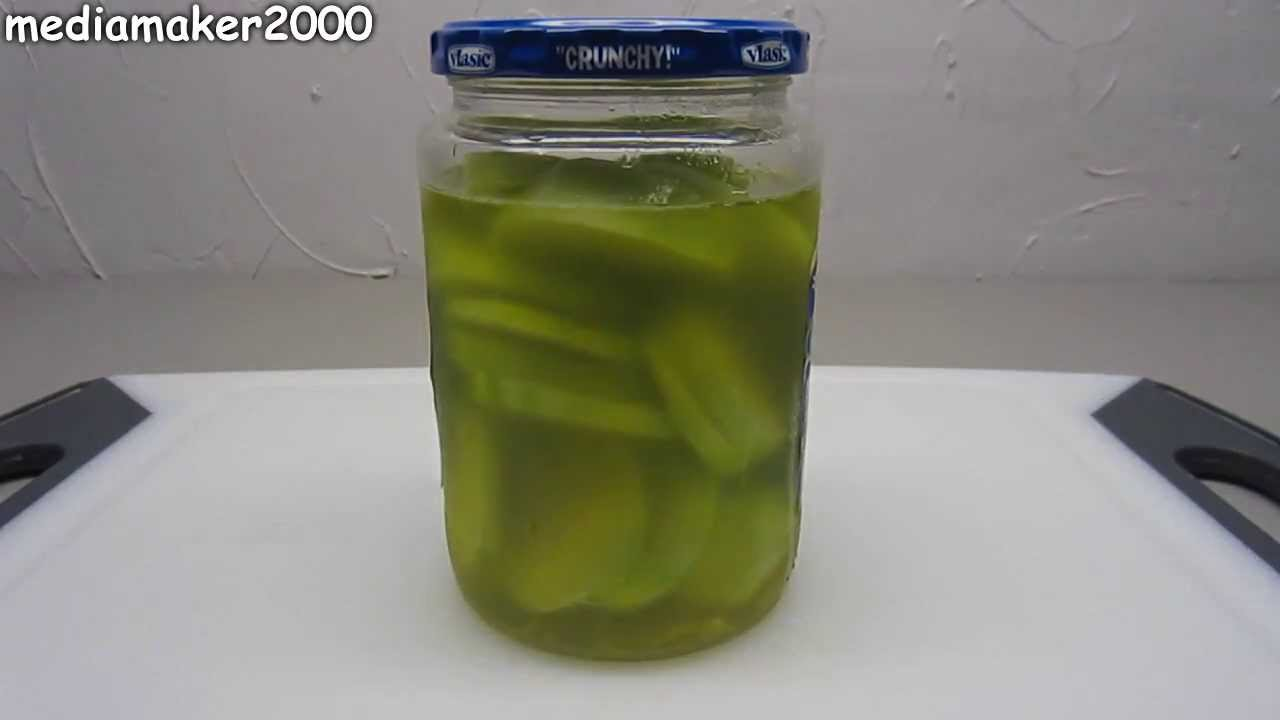 Reuse Pickle Juice To Make Free Pickles Fast Easy And Cheap Youtube