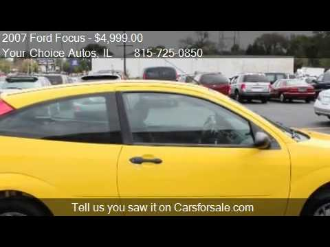 2007 Ford Focus ZX S - for sale in Posen, IL 60469