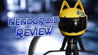 Nendoroid Celty Unboxing and Review [Durarara!!x2]