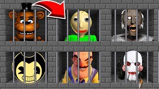 Minecraft: WE FOUND THE **TOP SECRET ** PRISON(Ps3/Xbox360/PS4/XboxOne/PE/MCPE)
