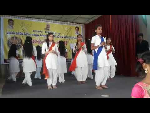 My students  dance program