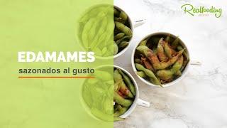 Realfooding receta edamames