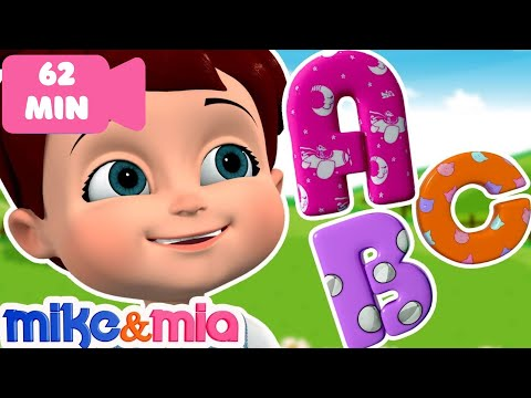 The Phonics Song | Phonics Sounds of Alphabets | Nursery Rhymes and Songs Collection by Mike and Mia