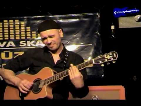 Antonio Forcione - I Heard It Throught The Grapevine (cover)