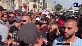 أهالي العيسوية بالقدس يشيعون جثمان الشهيد محمد عبيد  - (1-7-2019)