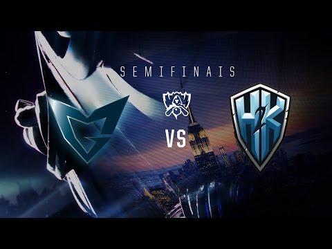 Mundial 2016 - Semifinal - SSG x H2K (MD5)