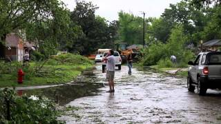 4-14-12 Tornado - Catastrophe in Norman Oklahoma