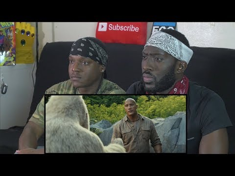 Thumbnail: RAMPAGE OFFICIAL TRAILER 1 Reaction