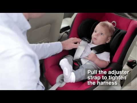 Britax Dualfix Car Seat - Car Seat Video  Kiddicare