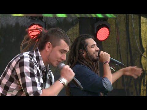 Mesajah & I Grades & Bednarek & RB- Live @ Ostróda Reggae Festival 2016
