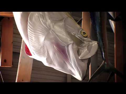 King Sailfish Mounts 2014 | Chevy Florida Insider Fishing Report - Season 10
