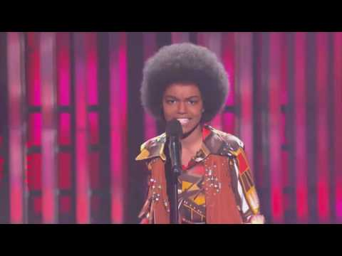 Sing Your Face Off | China Anne McClain - 'Rockin Robin' (Michael Jackson)