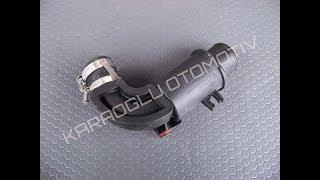 Clio Kango 1.5 Dci Turbo Borusu 8200164191