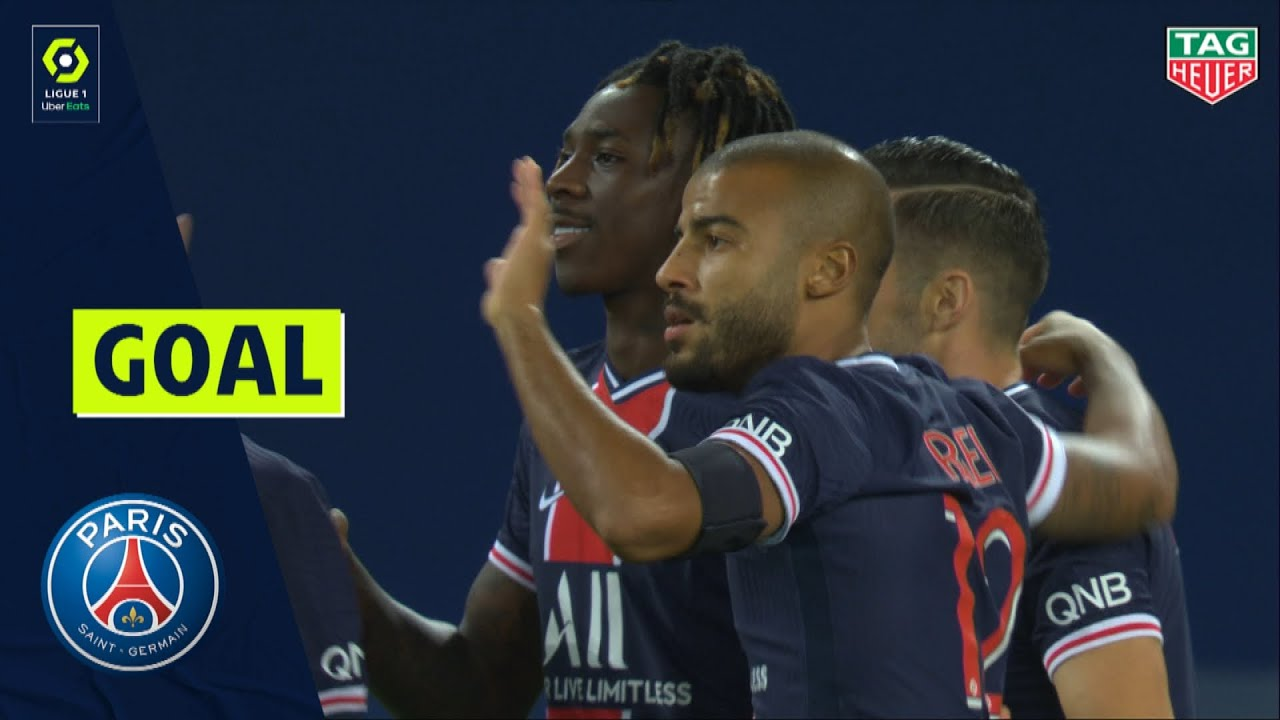 Download Goal Bioty Moise KEAN (3' - PARIS SAINT-GERMAIN) PARIS SAINT-GERMAIN - DIJON FCO (4-0) 20/21