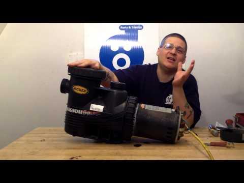 Can I Rebuild My Jacuzzi Magnum Force Pool Pump Youtube