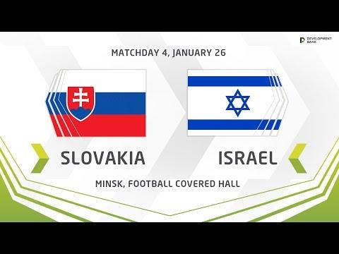 U17. Development Cup - 2019. Slovakia - Israel