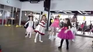 Танцульки Ангелинки