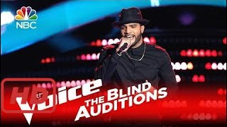 The voice 2017 america  The Voice 2016 Blind Audition - Bryan Bautista: