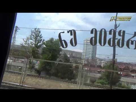 Riding the metro in Tbilisi (bonus video)