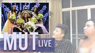 Miss Universe Thailand 2017 l Live สด l Bryan Tan