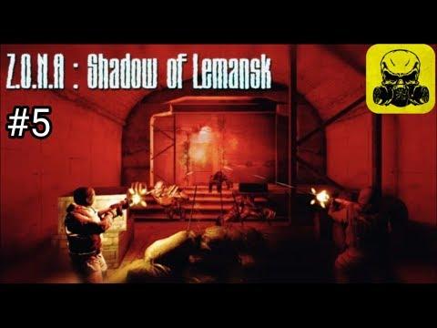 Прохождение игры Z.O.N.A Shadow Of Lemansk #5 Застава