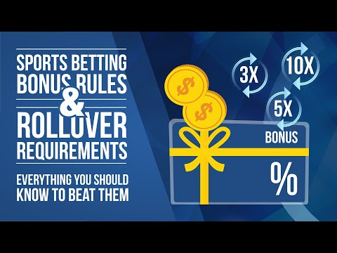 What is rollover in betting r soccer betting