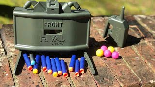 Honest Review: Remote Detonating Nerf CLAYMORE Mine