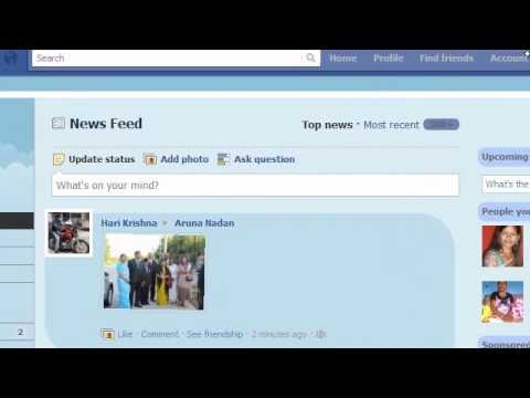How To Change Your Facebook Style