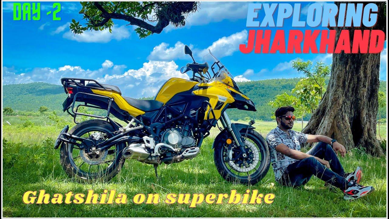Exploring Jharkhand in apna Style 😜