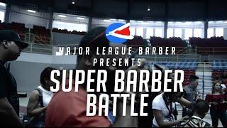 COMMERCIAL: Major League Barber SUPER BARBER BATTLE Las Vegas - June 22 2015