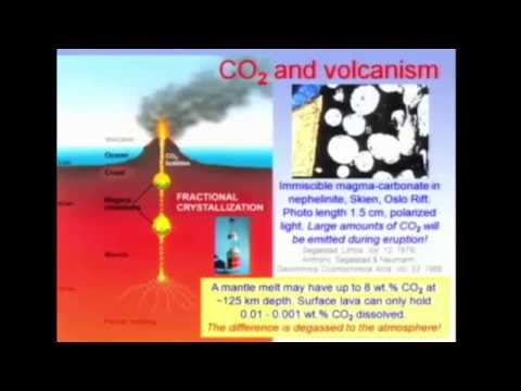 Professor Tom Segalstad CO2 Isotopes & Ocean Acidification