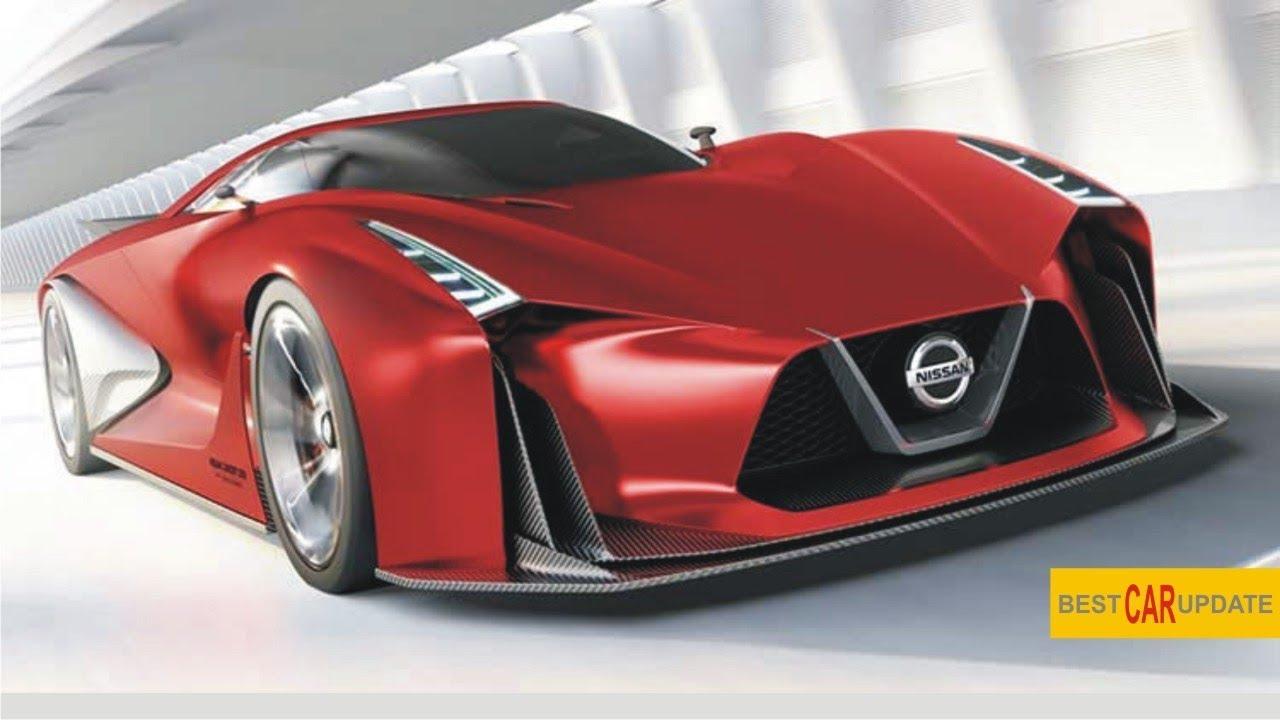 Futuristic Nissan Future Cars