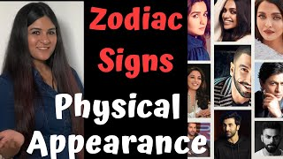 Physical Appearance Based on Your Zodiac Signs | Astrology