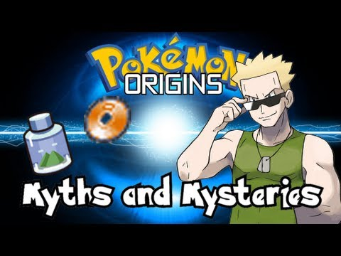 Pokemon Myths and Mysteries - Kanto War Theory - YouTube